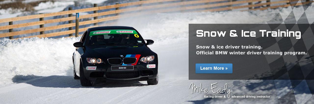 Snow & Ice Training