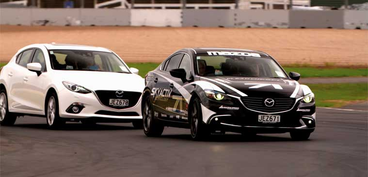 Lapping with TrackTime Driving Academy