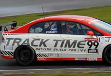 Race Car Driver Training