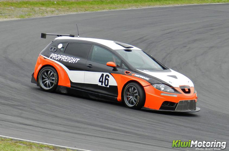 Race driver training