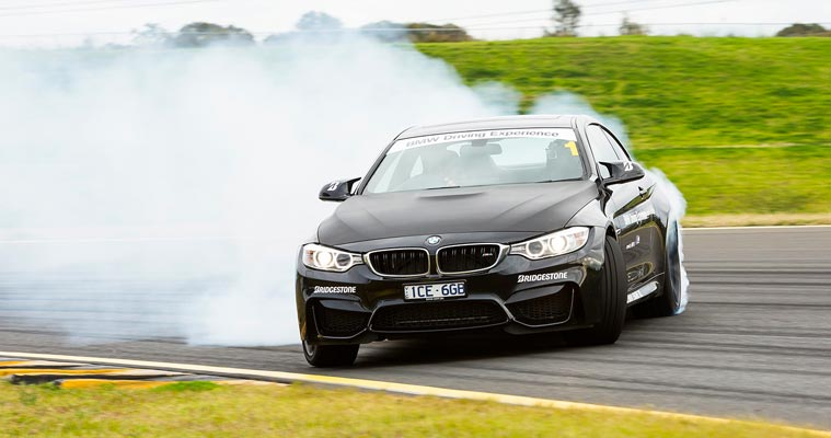 Race track tours - BMW M Dynamic
